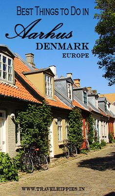 Explore Aarhus – 10 Best Things to Do and Places to Visit Denmark Europe, Visit Denmark, Denmark Travel, Aarhus, Cool Places To Visit, Places To Travel, Alaska, Europe Travel Guide, Travel Guides
