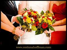 © Corinna Hoffman Photography - www.corinnahoffman.com - Gainesville, Florida - Jacksonville, FL and Gainesville, Florida Wedding Photographer - Bouquets