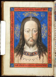 Book of Hours, MS M.421 fol. 13v - Images from Medieval and Renaissance Manuscripts - The Morgan Library & Museum
