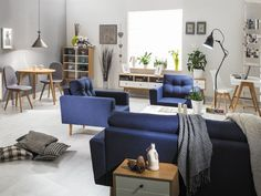 Free delivery over to most of the UK ✓ Great Selection ✓ Excellent customer service ✓ Find everything for a beautiful home Buy Desk, Petites Tables, Piece A Vivre, Sofa, Couch, Office Furniture, Beautiful Homes, Scandinavian, House Design