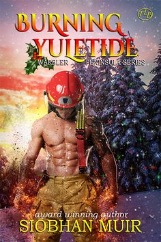 Estelle Three-Hearts has one goal for the holidays – finish her charity calendar for the 'Smoke Detectors in Every Building' program to provide fire safety for the citizens of Three Lakes.  Mark Redfeather, a Firebird shifter, has learned to use his birthright for firefighting rather than fire-lighting.   Estelle must decide if he's the monster she fears or the man who sets her heart on fire.
