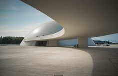 Niemeyer cultural center (Avilés/Asturias)