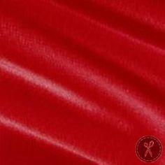 "40 Denier Nylon Tricot Fabric - 108"" Red"