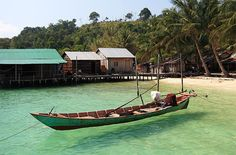 Koh Rong, Cambodia - Don't Miss: Swimming at night in bioluminescent waters, with phosphorescent plankton that sparkle and glow when disturbed by movement. Getting There: Koh Rong is accessible via a two-hour ferry ride from Sihanoukville.