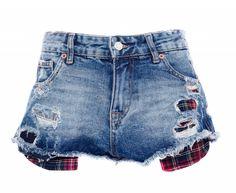 shorts cuadros pull