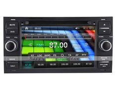 Touch Screen Car DVD Player GPS Navigation for Ford Transit Model: HSL-SD-218G Price: $237.50