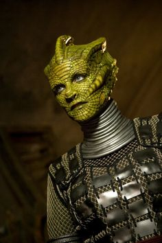 Doctor Who TV Series 5 Story 209 The Hungry Earth Cold Blood Episodes 8 and 9 Doctor Who 2005, I Am The Doctor, Geronimo, Madame Vastra, Alien Female, Science Fiction, Aliens, Noel Clarke, Reptiles