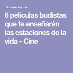 6 películas budistas que te enseñarán las estaciones de la vida - Cine