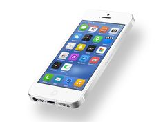 iOS 7 Redesign by Dmitry Kovalenko (design team lead @Readdle). iOS 7 Redesigns #iOS7 #apple #mobile #UI #redesigns #iphone