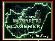 100% Magyar Retro Slágerek ( 2-órás Mix By M.Zozy 2011. )