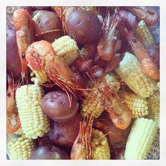 Shrimp Boil!!!