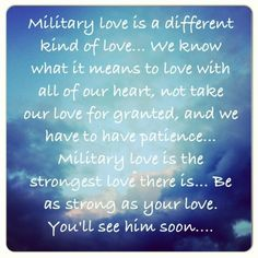 Our love is Army Strong (:Tap The LINK NOW:) We provide the best essential unique equipment and gear for active duty American patriotic military branches, well strategic selected.We love tactical American gear Military Love Quotes, Military Couples, Military Man, Military Dating, Navy Quotes, Wife Quotes, Girlfriend Quotes, Love Quotes Pinterest, Military Girlfriend