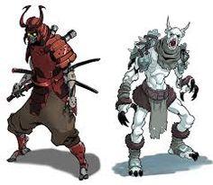 Image result for robot samurai