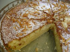 There and Back Again: Marion Cunningham's Crustless Coconut Custard Pie