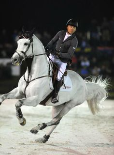 Kent farrington is my favorite male American rider. #2 in the world now, he's fantastic, and has such grit, he worked very hard to become a top rider without a lot of the financial backing most people this level have.