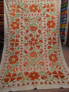 Favorite  Like this item?    Add it to your favorites to revisit it later.  vintage suzani