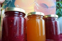 Lightened jams with agar-agar: the easy recipe 3 minutes before the fi … - Recipes Easy & Healthy Thermomix Desserts, Ww Desserts, Healthy Sweets, Healthy Recipes, Dessert Healthy, Compote Recipe, Jam And Jelly, Sweet Sauce, Base Foods
