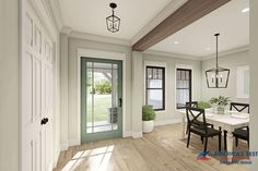 Craftsman Living Rooms, Craftsman Farmhouse, Farmhouse Renovation, Farmhouse Remodel, Farmhouse Style, Modern Farmhouse Interiors, Modern Farmhouse Bathroom, Modern Farmhouse Plans, Farmhouse Ideas