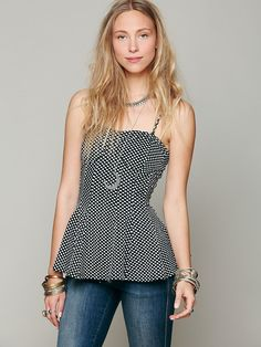 Free People Retro Girl Tunic at Free People Clothing Boutique