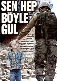 Sen hep böyle gül çocuk.. Turkish Military, Turkish Army, Turkish People, Special Forces, Armed Forces, Don't Forget, First Love, Hero, In This Moment