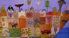 Elke Trittel detail, acrylics,collage on canvas 150/50cm