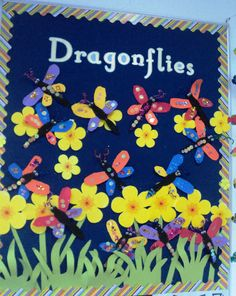 Dragonflies from Brenna. Would be pretty for spring/summer