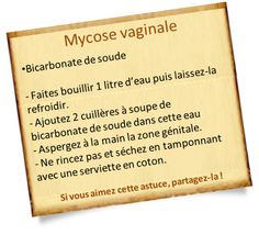 mycose vaginale bicarbonate soude - - mycose vaginale bicarbonate soude Source by brunoriotte Candida Albicans, Natural Cleaning Products, Diet Motivation, Beauty Box, Natural Medicine, Health Remedies, Healthy Tips, Good To Know, Aromatherapy