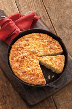 Recipe: Sour Cream Cornbread Low-fat kitchen staples keep this Cheddar ...