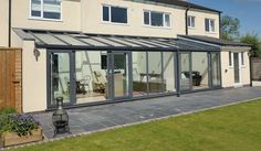 Glass-To-Floor Conservatories Scotland | Glass-To-Floor Conservatory Edinburgh & The Lothians from Mitchell Glass