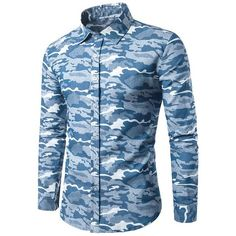 Selling out fast! 2017 Fashion Men Shirt Blue Camouflage Design Slim Fit Shirts Men Long Sleeve Lapel Neck Cotton Casual Shirts Army Camo Clothing http://thegayco.com/products/2017-fashion-men-shirt-blue-camouflage-design-slim-fit-shirts-men-long-sleeve-lapel-neck-cotton-casual-shirts-army-camo-clothing?utm_campaign=crowdfire&utm_content=crowdfire&utm_medium=social&utm_source=pinterest