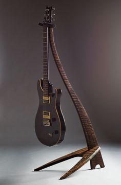 16 Remarkable Guitar Stand On Stage Guitar Stand Gator Frameworks Diy Guitar Stand, Wooden Guitar Stand, Ukulele Stand, Guitar Display, Guitar Diy, Acoustic Guitar, Guitar Storage, Guitar Rack, Guitar Hanger