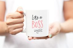 25 Best Mother's Day Gifts for 2016! Like A Boss Mug
