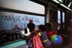 Znalezione obrazy dla zapytania bruce davidson subway series