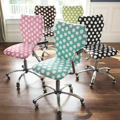 Painted Dot Airgo Chair | PBteen