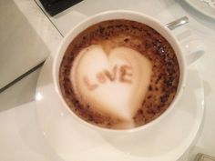 cappuccino **from Singapore**