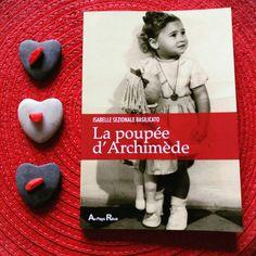 """- Lecture du jour : """"La poupée d'Archimède"""" d'Isabelle Sezionale."""