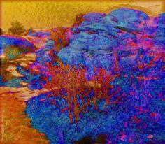 Castlewood Canyon Digital Art By Michael Hurwitz