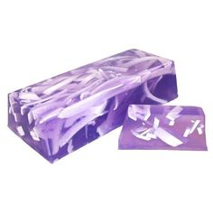 Texas Dewberry Soap Slice, approx 100gr