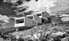 Casa en Isla Plana por Miguel Fisac (La Cajonera)