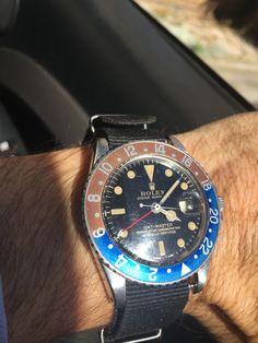 Dream Watches, Men's Watches, Vintage Rolex, Vintage Watches, Rolex Gmt Master, Luxury Watches For Men, Audemars Piguet, Seiko, Big
