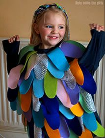 The Rainbow Fish Costume - World Book Day