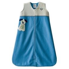 Details at http://youzones.com/halo-sleepsack-applique-micro-fleece-wearable-blanket-blue-small/