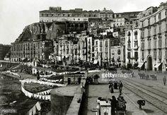 04-01 Travel, Cities, Italy, Naples, (Napoli), pic: circa 1900,... #starda: 04-01 Travel, Cities, Italy, Naples, (Napoli), pic:… #starda