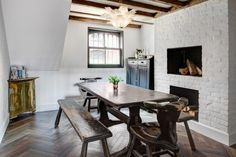 Cobble Hill house by Elizabeth Roberts of Ensemble Architects,