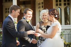 Kirsty and Jack's wedding