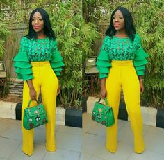 ankara tops - - Ankara Tops for ladies: The Ultimate Must-Have 2019 Collection - photo Latest African Fashion Dresses, African Print Dresses, African Print Fashion, Africa Fashion, African Wear, African Attire, African Dress, Women's Fashion Dresses, Ankara Fashion