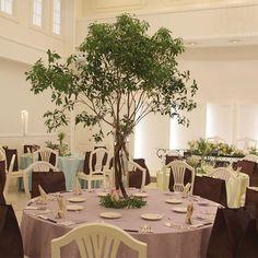 Symbol Tree Guesttable.. #BLÄTTERwedding #wedding #guesttable#japaneseandromeda#ウェディング#ゲストテーブル#アセビ#馬酔木