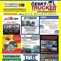 Images tagged with #ceskytrucker on instagram Internet Marketing, Online Marketing, Digital Marketing, Industrial Machinery, Sale Promotion, Social Media Site, Commercial Vehicle, Public Relations, Social Networks