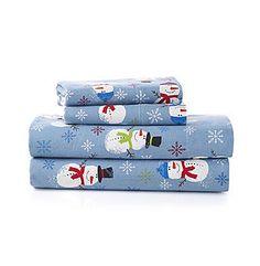 snowman sheets