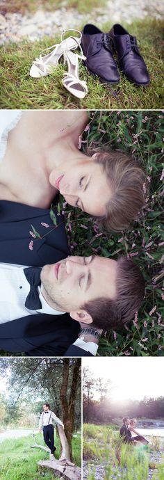 Wasser, Wiese, Wald – Ein romantisches After-Wedding-Erlebnis von Valentina Verdesca